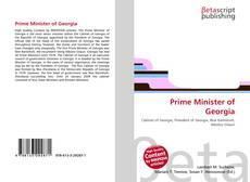 Portada del libro de Prime Minister of Georgia