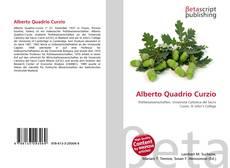 Buchcover von Alberto Quadrio Curzio