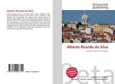 Capa do livro de Alberto Ricardo da Silva