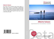 Portada del libro de Alberto Salazar.
