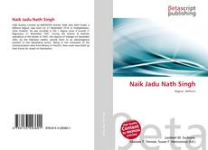 Naik Jadu Nath Singh的封面