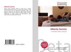 Buchcover von Alberto Savinio
