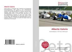 Alberto Valerio kitap kapağı