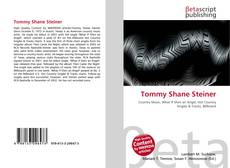 Bookcover of Tommy Shane Steiner