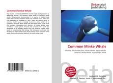 Обложка Common Minke Whale