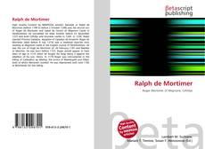 Ralph de Mortimer的封面