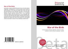 Bookcover of War of the Birds