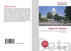 Couverture de Robert K. Watson