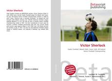 Bookcover of Victor Sherlock