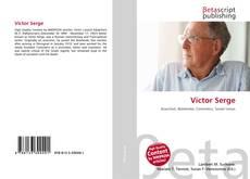 Couverture de Victor Serge