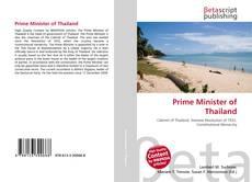 Portada del libro de Prime Minister of Thailand