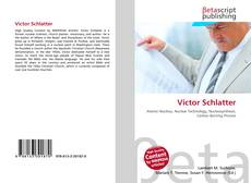 Victor Schlatter的封面
