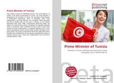 Prime Minister of Tunisia kitap kapağı