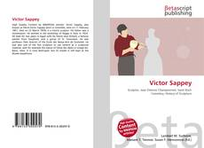 Bookcover of Victor Sappey