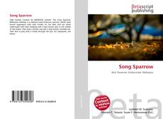 Bookcover of Song Sparrow