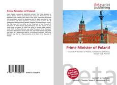 Portada del libro de Prime Minister of Poland