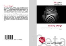 Bookcover of Tommy Wargh