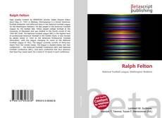 Ralph Felton kitap kapağı