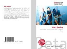 Bad Brains kitap kapağı