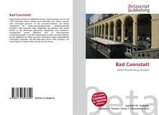 Portada del libro de Bad Cannstatt