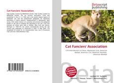 Bookcover of Cat Fanciers' Association