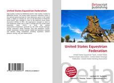 Couverture de United States Equestrian Federation