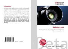 Borítókép a  Prime Lens - hoz