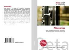 Albexpress kitap kapağı