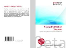 Bookcover of Naimark's Dilation Theorem
