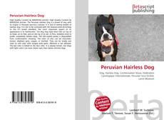 Bookcover of Peruvian Hairless Dog