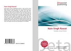 Buchcover von Nain Singh Rawat