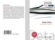 Bookcover of Ralph Gilles