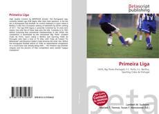 Portada del libro de Primeira Liga