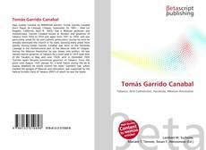 Portada del libro de Tomás Garrido Canabal