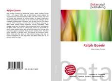 Buchcover von Ralph Gosein