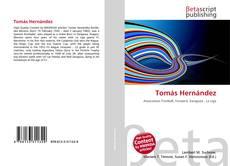 Portada del libro de Tomás Hernández