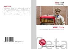 Buchcover von Albin Grau