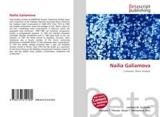 Capa do livro de Nailia Galiamova