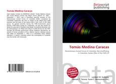 Capa do livro de Tomás Medina Caracas