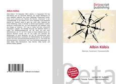 Portada del libro de Albin Köbis