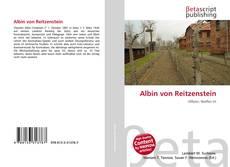 Buchcover von Albin von Reitzenstein