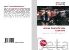 Buchcover von Albina Gennadjewna Iwanowa