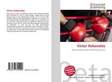 Copertina di Victor Rabanales