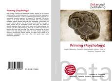 Bookcover of Priming (Psychology)