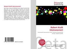 Borítókép a  Robert Kraft (Astronomer) - hoz