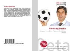 Обложка Victor Quintana