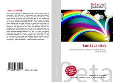 Capa do livro de Tomáš Janíček
