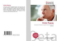 Victor Puşcaş的封面