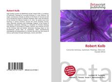 Bookcover of Robert Kolb