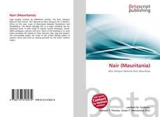 Обложка Nair (Mauritania)